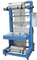Selladora Envolvedora Semiautomática para túnel termocontraible
