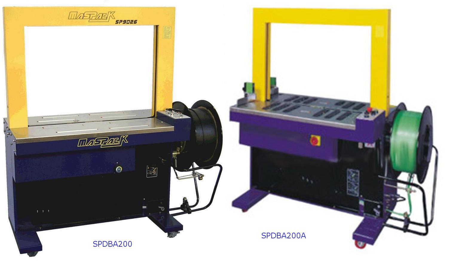 SPDBA200 serie