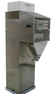 Dosificadora pesadora automática de granos
