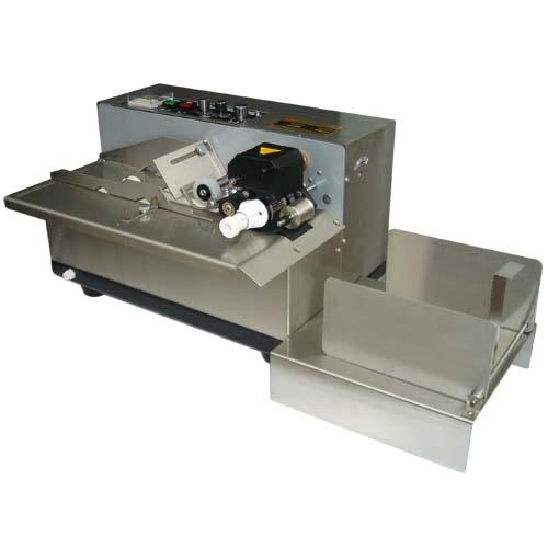 Impresora codificadora de tinta sólida