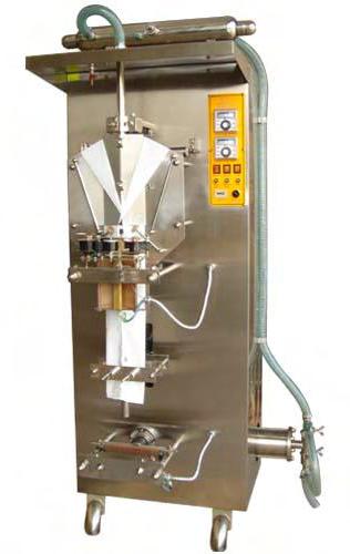 Envasadora automática para liquidos