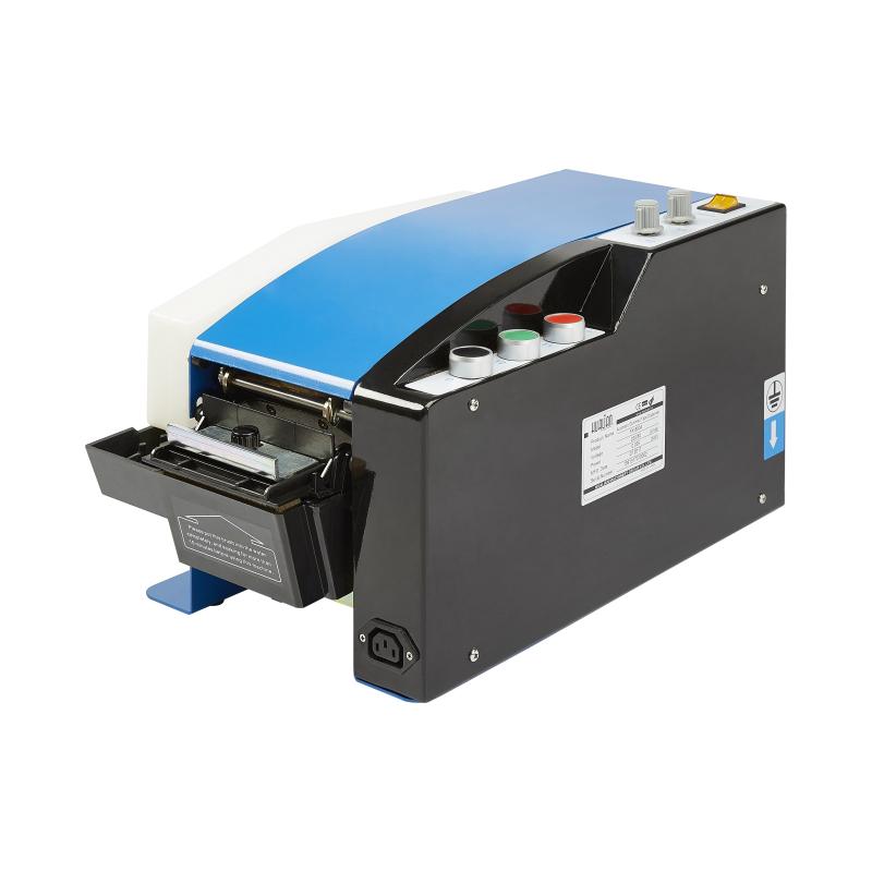 Dispensador de cinta de papel engomada automático